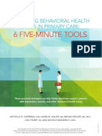 Habilidades Psicossociais - Six five-minute tools