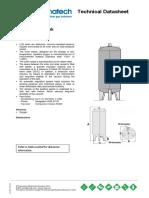 8102341148 LOX Storage Tank TDS