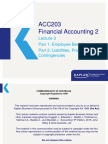ACC203_Employee Benefits, Liabilities, Provisiona and Contingencies