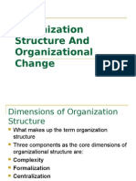 organization_structure & change