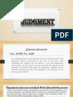 JUDGMENT.pptx