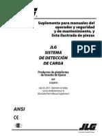 JLG Analizador Manual