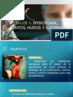 Episiotomía Completo
