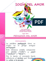 Presentación Pedagogia Del Amor