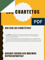 Los Cuartetos PDF