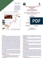Training Programme Brochure