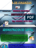 Financiera-capital de Trabajo Guiss