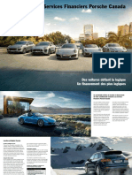 Brochure Des Services Financiers Porsche