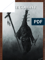 Księga Armii Nocnych Goblinów/ Night Goblin's Army Book