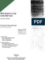 Johnsonbaugh, Richard-Matemáticas discretas (4ª edición)-Prentice Hall (2000).pdf