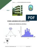 Indicadores Estadisticos 2018-A
