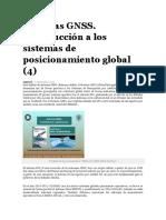 Sistemas GNSS