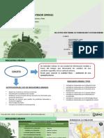 Planificación y gestión urbana