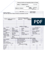FT-SST-093 Formato Permiso de Trabajo