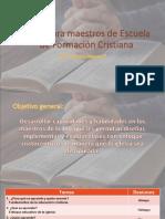 Qué se enseña y qué se aprende en la iglesia
