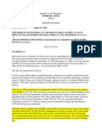 Heirs of Mateo Pidacan v. Ato, 629 Scra 451 (2010)