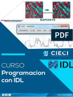 Temario Programacion Con IDL
