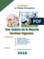 Diptico Quijote