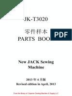 Jack Jk t3020
