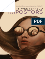 Impostors by Scott Westerfeld Extract