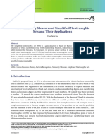 New Similarity Measures of Simplified Neutrosophic Sets and Their Applications
