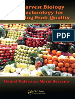 Postharvest Biology and Technology for Preserving Fruit Quality - Daniel Valero, Maria Serrano (CRC, 2010)