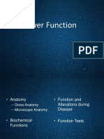 Liver Function (Updated)