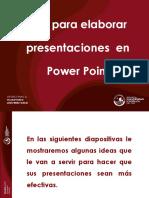 PUCP - Tips para presentacion ppt.ppt