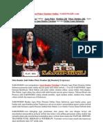Bandar Agen Poker Domino Online | SAKONGKIU.com