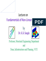 Fundamental of Non Linear Analysis -1R [Compatibility Mode]