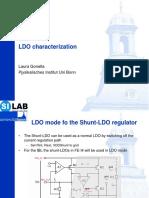l Do Characterization