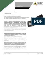 Application-Note Narda IDA2 Jammer En