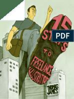 15 Steps to Freelance Illustration