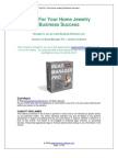 Jewelry Business Tips eBook