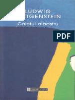 Ludwig Wittgenstein-Caietul albastru-Humanitas (2005).pdf