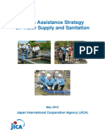 JICA's Assistance Strategy on Water Supply and Sanitation.pdf