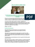 Como Tener Una Buena Ereccion. PDF GRATIS.