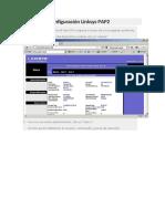 Manual de Configuración Linksys PAP2