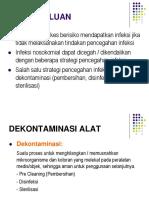 Dekontaminasi Alat & Penatalaksanaan Linen RS KO