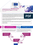 Factsheet Eu Budget Financial Support to Italy