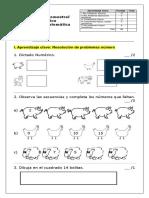 Cuadernillo Matematicas 1 Basico