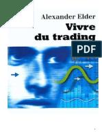 Alexandre Elder - Vivre Du Trading