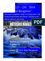 Lecture31 STORM WATER MANAGEMENT.pdf