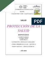 Protección de La Salud