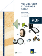 Fludificatoare U060 - Brosura Prezentare