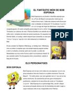 Lectura Bob Esponja