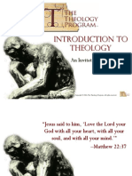 Introduction to Theology (2004)