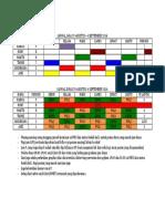 Jadwal Jaga 29 Agustus – 4 September 2016