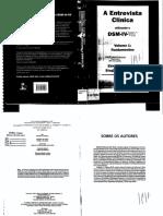 OTHMER, Ekkehard; OTHMER, S. A entrevista clínica utilizando o DSM-IV.pdf