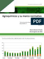 Normatividad de Agroquímicos